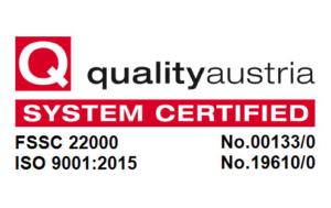 ISO 9001:2015 & FSSC 22000
